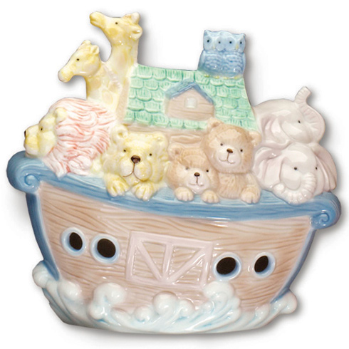 Noah's Ark 7 inch Night Light