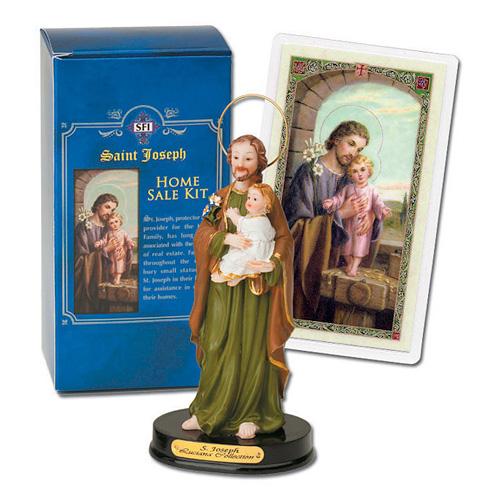Legend of Saint Joseph Home Seller Kit