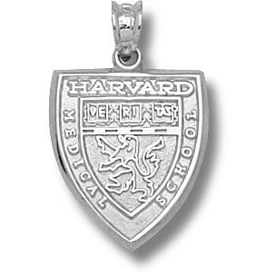 Harvard Medical 5/8in Pendant Sterling Silver