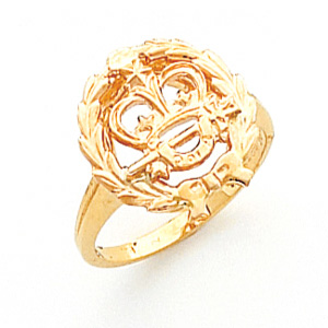 Order of the Amaranth Ring - 10k Gold