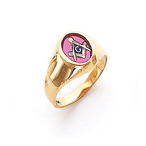 Harvey & Otis Blue Lodge Ring - 10k Gold