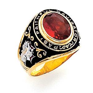 Past Faithful Navigator Ring - 14k Gold