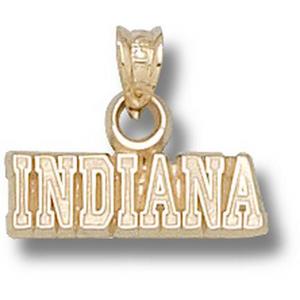 Indiana Hoosiers 3/16in 10k Charm