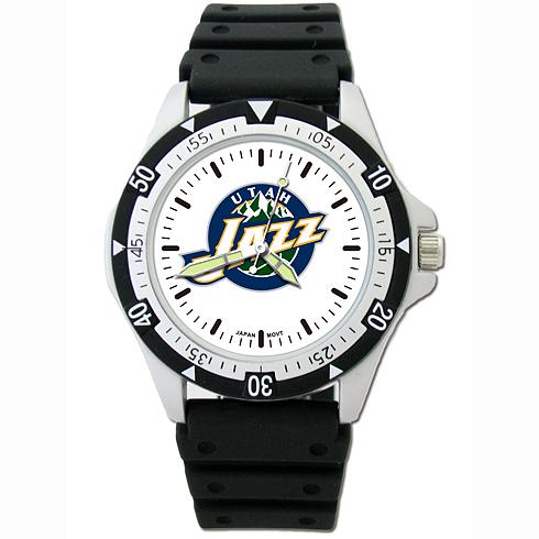 Utah Jazz Option Sport Watch