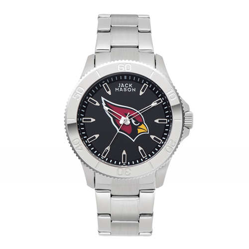 Jack Mason Arizona Cardinals Sport Bracelet Watch