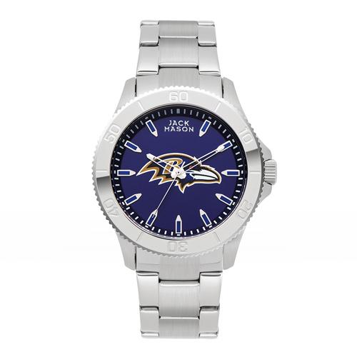 Jack Mason Baltimore Ravens Sport Bracelet Watch
