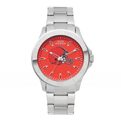 Jack Mason Cleveland Browns Sport Bracelet Watch