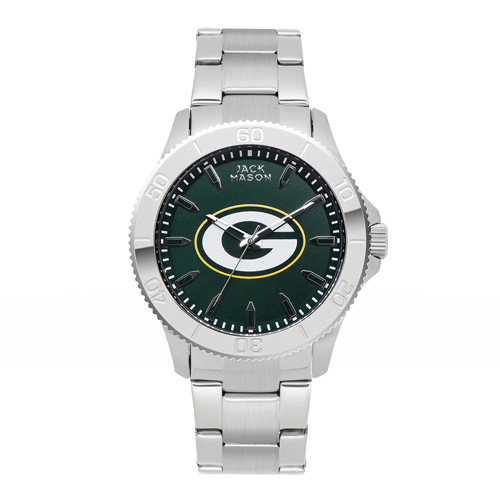 Jack Mason Green Bay Packers Sport Bracelet Watch