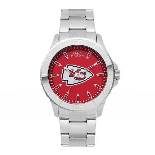 Jack Mason Kansas City Chiefs Sport Bracelet Watch