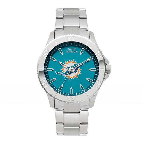 Jack Mason Miami Dolphins Sport Bracelet Watch
