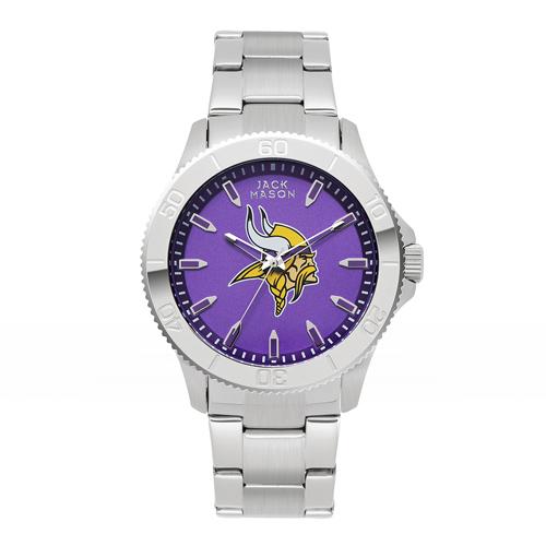 Jack Mason Minnesota Vikings Sport Bracelet Watch