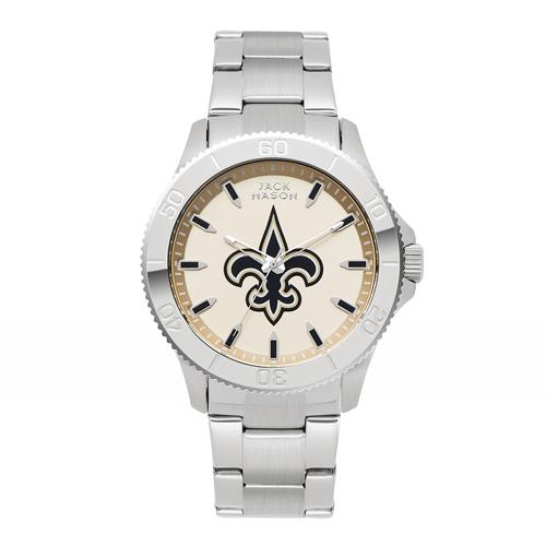 Jack Mason New Orleans Saints Sport Bracelet Watch