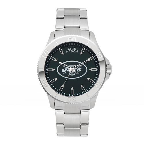 Jack Mason New York Jets Sport Bracelet Watch