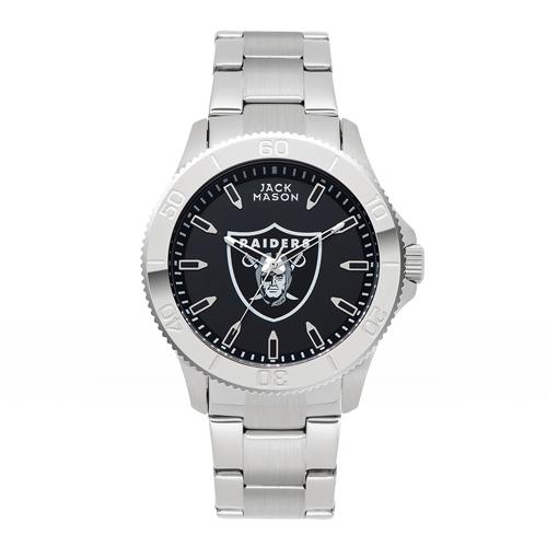 Jack Mason Oakland Raiders Sport Bracelet Watch
