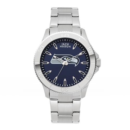 Jack Mason Seattle Seahawks Sport Bracelet Watch