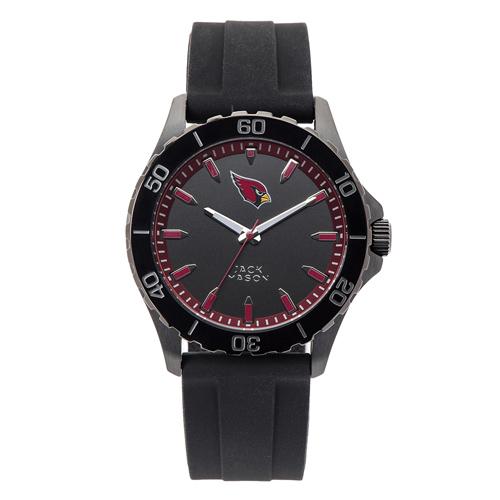 Jack Mason Arizona Cardinals Silicone Bracelet Watch