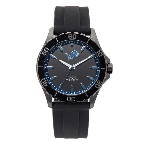 Jack Mason Detroit Lions Silicone Strap Watch