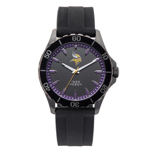 Jack Mason Minnesota Vikings Silicone Strap Watch