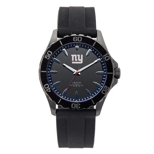 Jack Mason New York Giants Silicone Strap Watch
