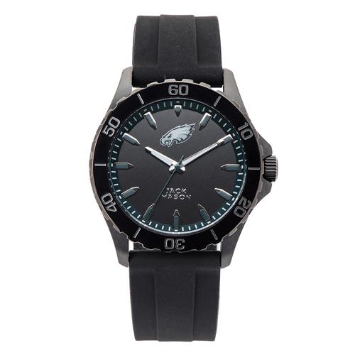 Jack Mason Philadelphia Eagles Silicone Strap Watch
