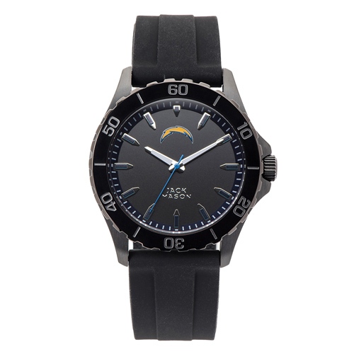 Jack Mason San Diego Chargers Silicone Strap Watch