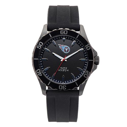 Jack Mason Tennessee Titans Silicone Strap Watch