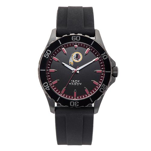 Jack Mason Washington Redskins Silicone Strap Watch