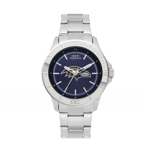 Jack Mason Baltimore Ravens Ladies' Sport Bracelet Watch