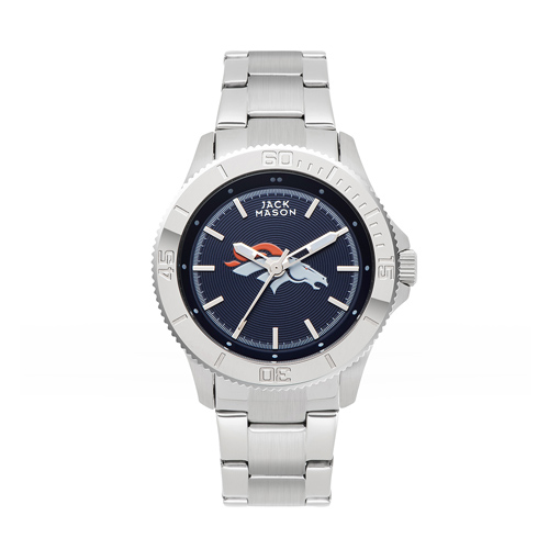 Jack Mason Denver Broncos Ladies' Sport Bracelet Watch