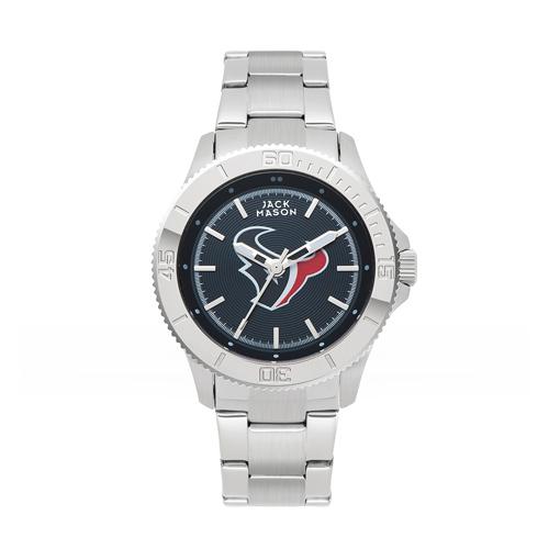 Jack Mason Houston Texans Ladies' Sport Bracelet Watch