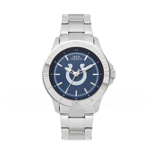 Jack Mason Indianapolis Colts Ladies' Sport Bracelet Watch