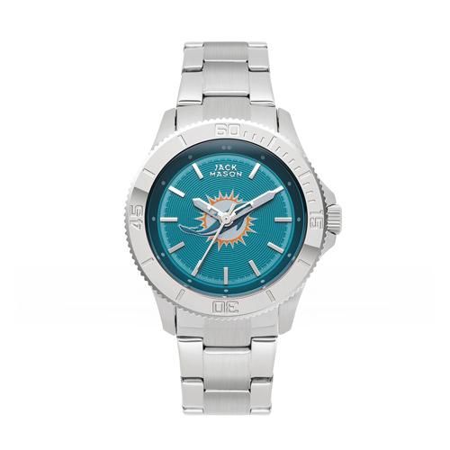 Jack Mason Miami Dolphins Ladies' Sport Bracelet Watch
