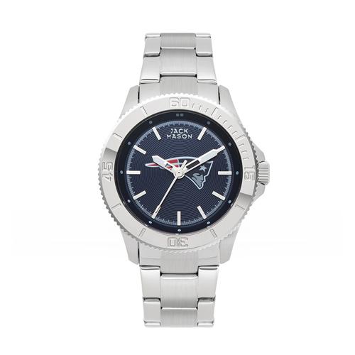 Jack Mason New England Patriots Ladies' Sport Bracelet Watch