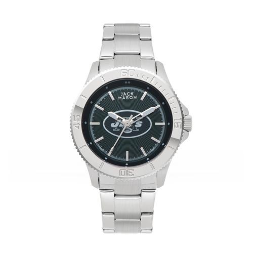 Jack Mason New York Jets Ladies' Sport Bracelet Watch