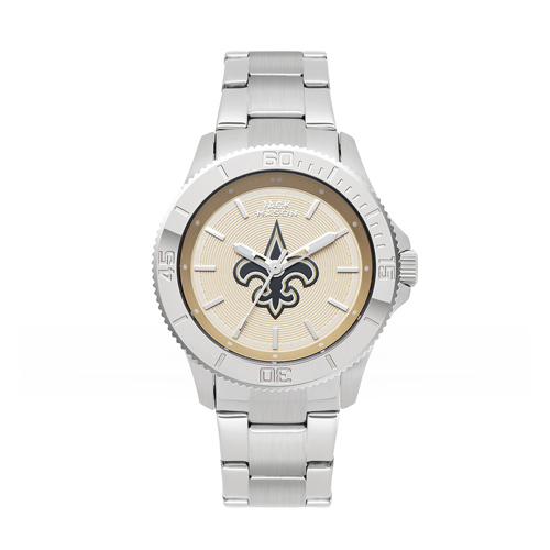 Jack Mason New Orleans Saints Ladies' Sport Bracelet Watch