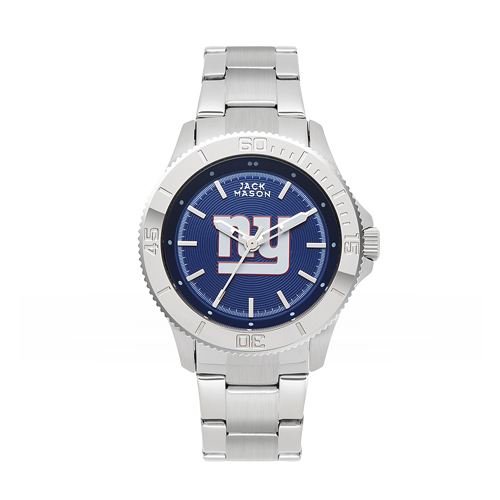 Jack Mason New York Giants Ladies' Sport Bracelet Watch