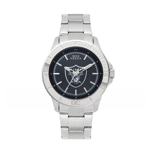 Jack Mason Oakland Raiders Ladies' Sport Bracelet Watch