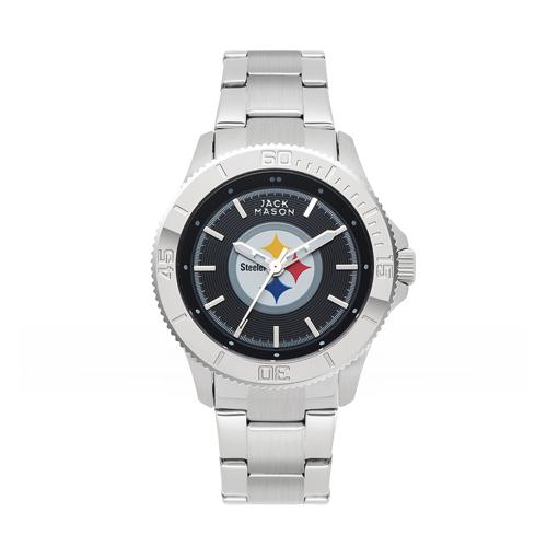 Jack Mason Pittsburgh Steelers Ladies' Sport Bracelet Watch