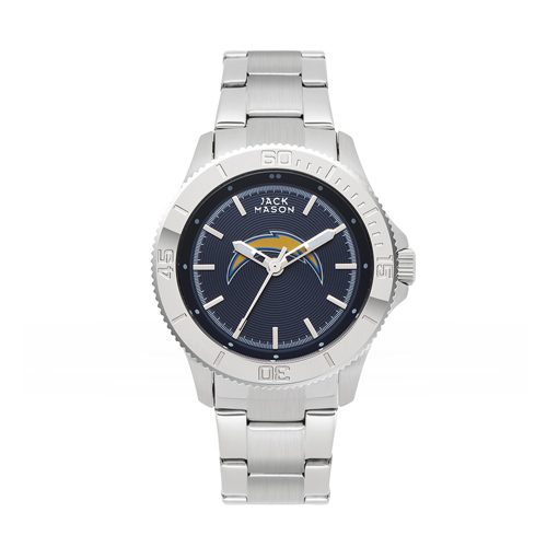 Jack Mason San Diego Chargers Ladies' Sport Bracelet Watch