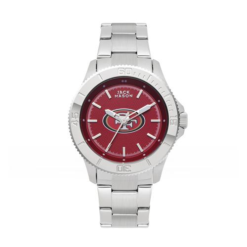 Jack Mason San Francisco 49ers Ladies' Sport Bracelet Watch