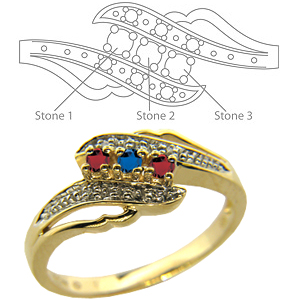 Jubilee Mother's Ring