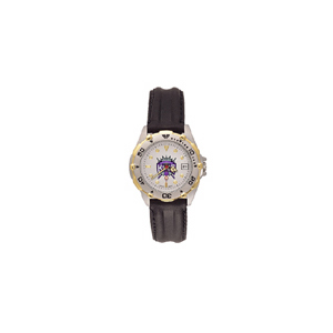 Sacramento Kings Ladies' All Star Leather Watch