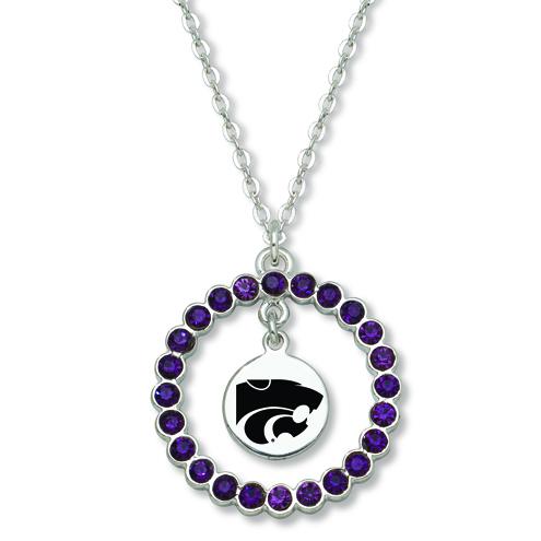 18in Kansas State University Spirit Necklace