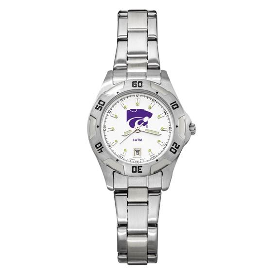 Kansas State University All-Pro Women's Chrome Watch