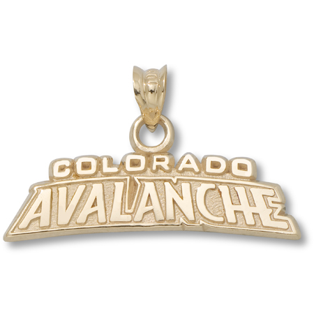 10kt Yellow Gold Avalanche 1/4in Pendant