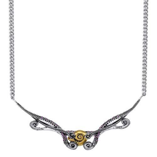 Disney X RockLove The Little Mermaid Tentacle Collar
