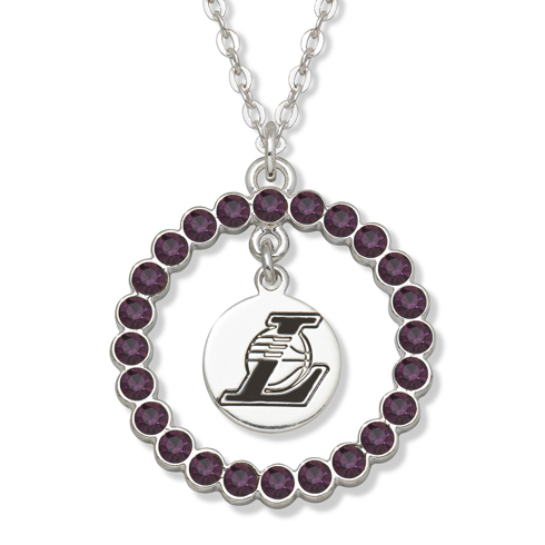 Los Angeles Lakers Spirit 18in Necklace