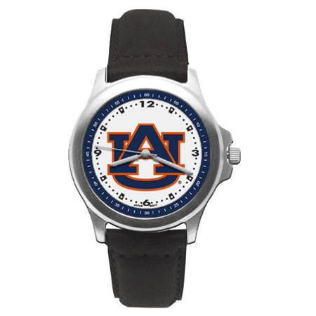 Auburn University Ladies' Rookie Leather Watch - Clearance
