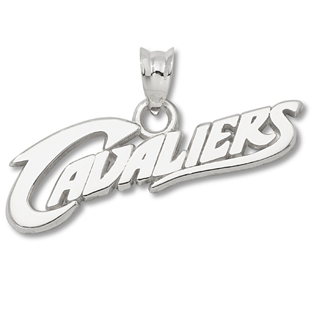 Sterling Silver Cavaliers Pendant