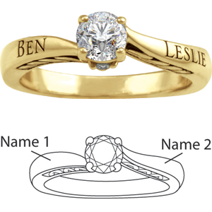 Loyal Promise Ring